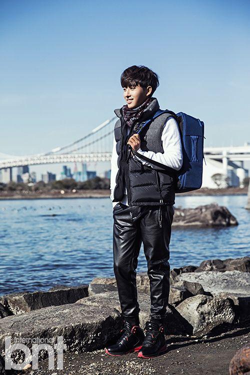 Son Ho Joon - bnt International January 2015