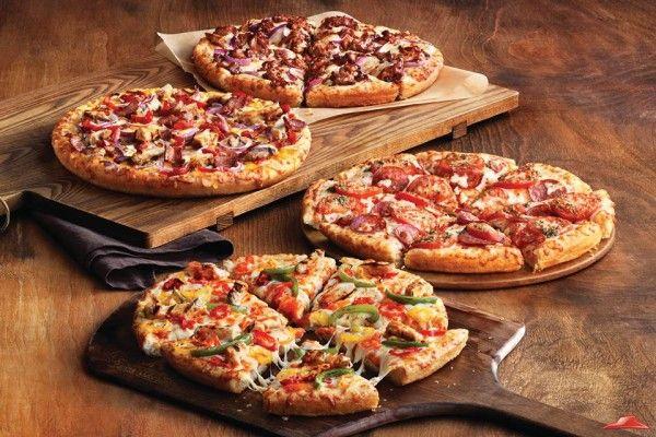 Pizza Hut Canada Launches New Pizzas Celebrating Canada's Diversity |Foodbeast