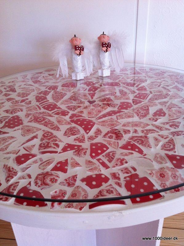 Genbrug af porcelæn med skår – til et smukt bord