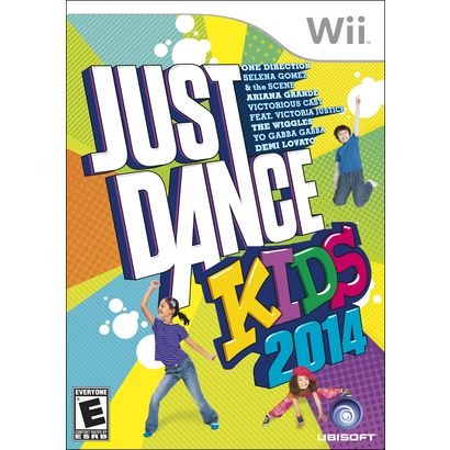 Just Dance Kids 2014 (Nintendo Wii)
