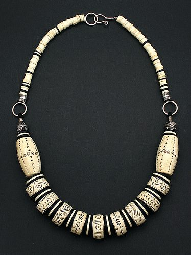 Dorothy Siemens Contemporary Tribal: Faux Bone