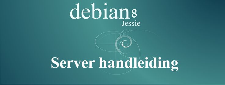Debian 8 Jessie Server handleiding