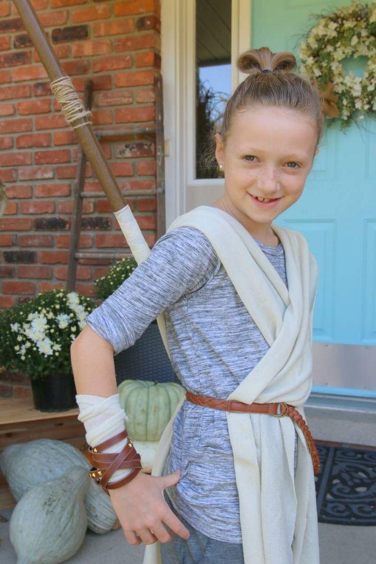 DIY Rey Costume