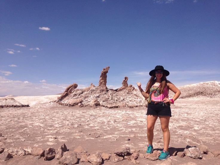 Las tres marias, three maries, Moon Valley, San Pedro de Atacama