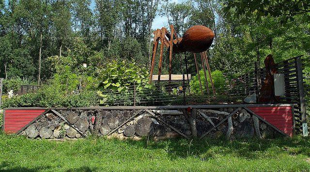 Die Garten Tulln, insektenreihenhaus | 2011-08 | Flickr - Photo Sharing!