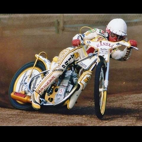 3x world champion Erik Gundersen