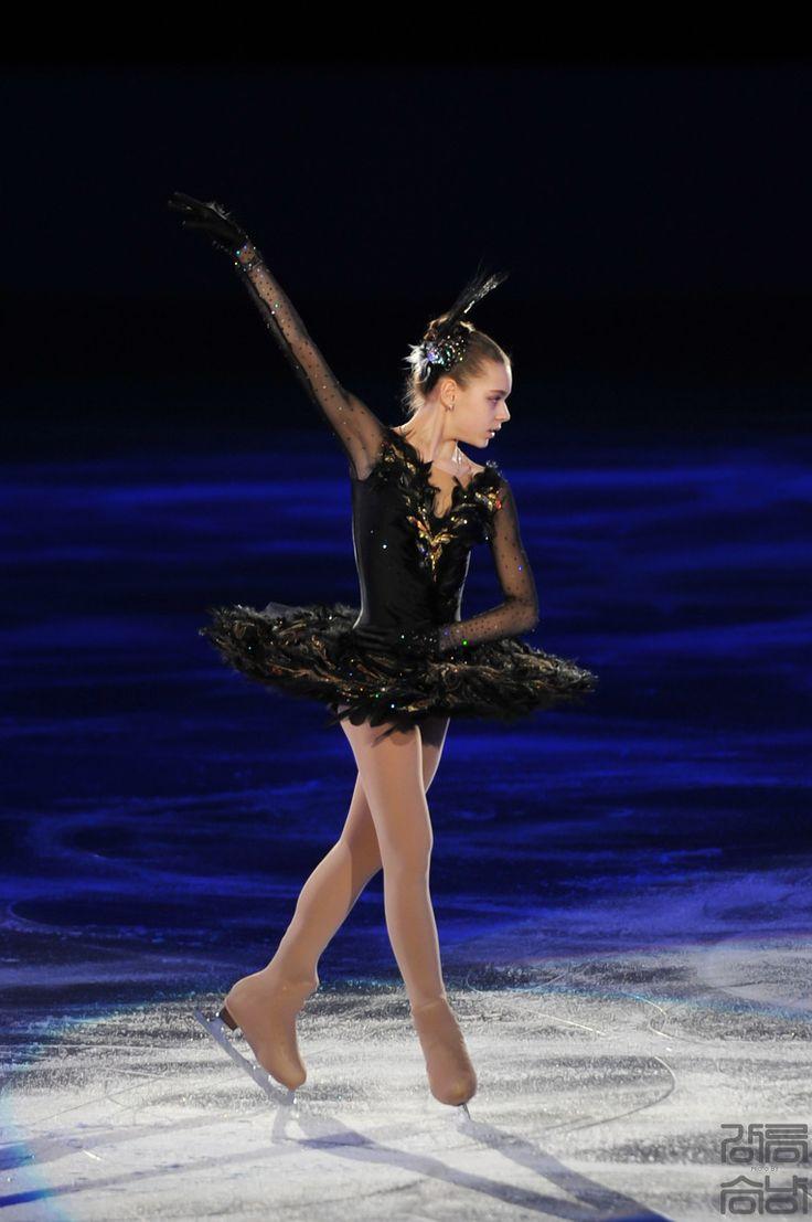 World Junior Figure Skating Exhibition Gala-Adelina Sotnikova