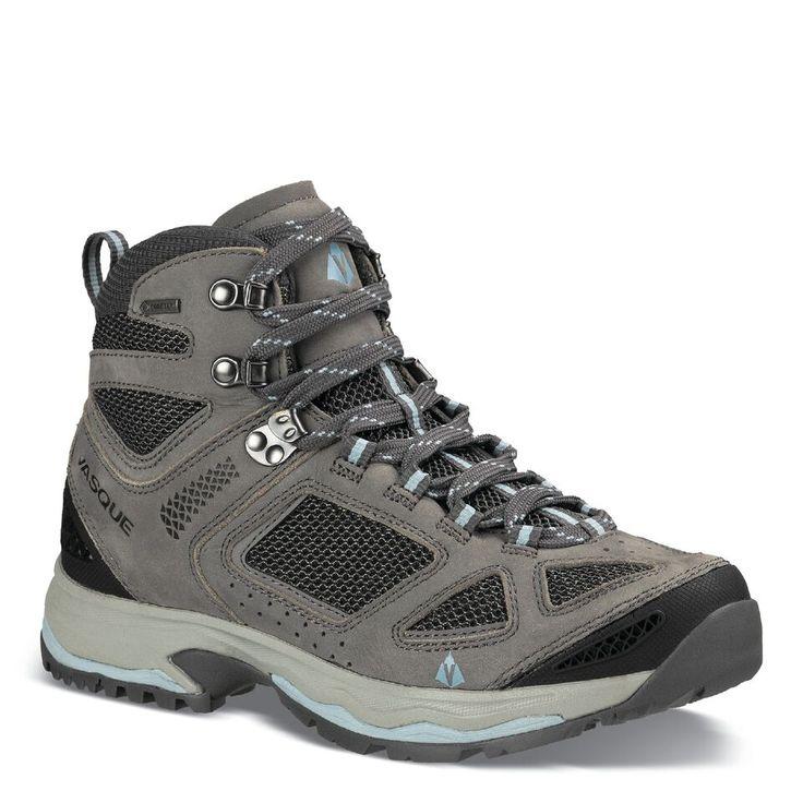 vasque breeze 3.0 iii mid wmn gtx hiking boots - נעלי הרים ואסקה
