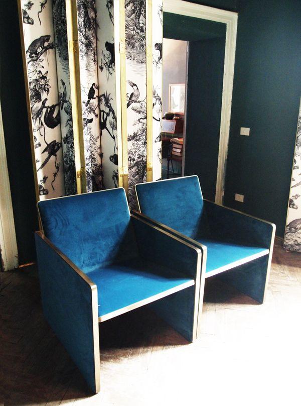 13 besten Möbel Bilder auf Pinterest Designklassiker, Wohnen und - design armsessel schlafcouch flop