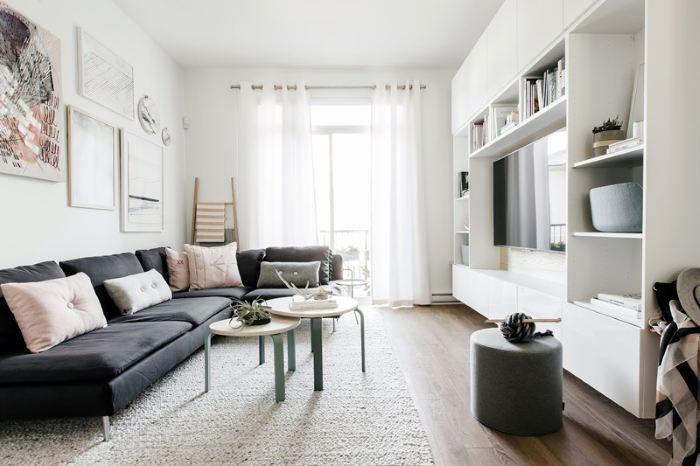 100 besten wohnzimmer bilder auf pinterest wandfarben wohnideen und mein haus. Black Bedroom Furniture Sets. Home Design Ideas