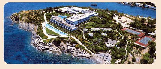 Minos Palace Hotel Greece Crete Agios