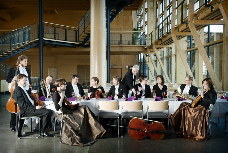 Lahti Symphony Orchestra is performing many classics during the Sibelius Festival. ©Lahti Symphony Orchestra