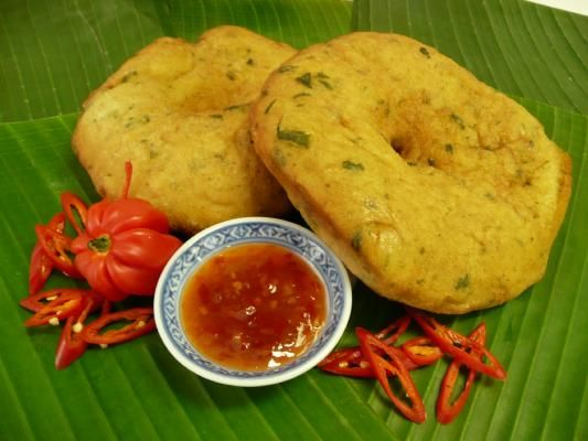 Bara - Surinam food- now I have to try making it