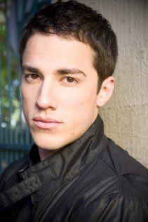 Michael Trevino aka Tyler Lockwood