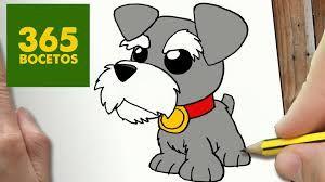 Resultado de imagen para imagenes de perros para dibujar faciles paso a paso