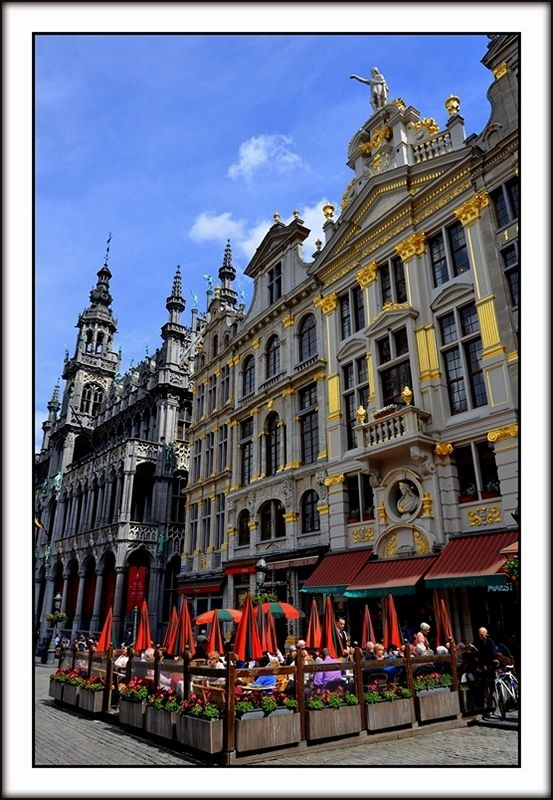 Brussels, Belgium - Le Grand-Place
