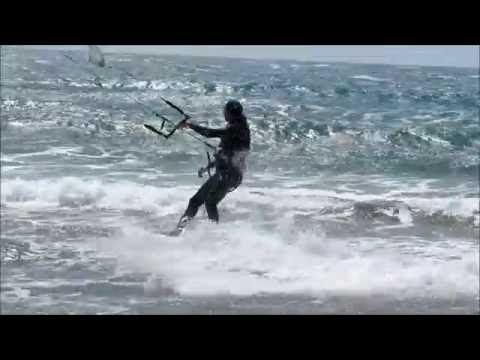 Windsurfing i Kitesurfing na Prasonisi Rodos |Greece - Rhodos - Prasonisi|