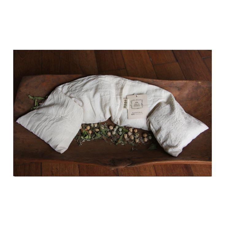 Cojín de espasmos y dolores musculares // Herbal Pillow for muscular pain #NaturalMedicine #herbalPillow #Natural #HerbalMedicine #MedicinaNatural #TallerDeHierbas #CojinHerbal