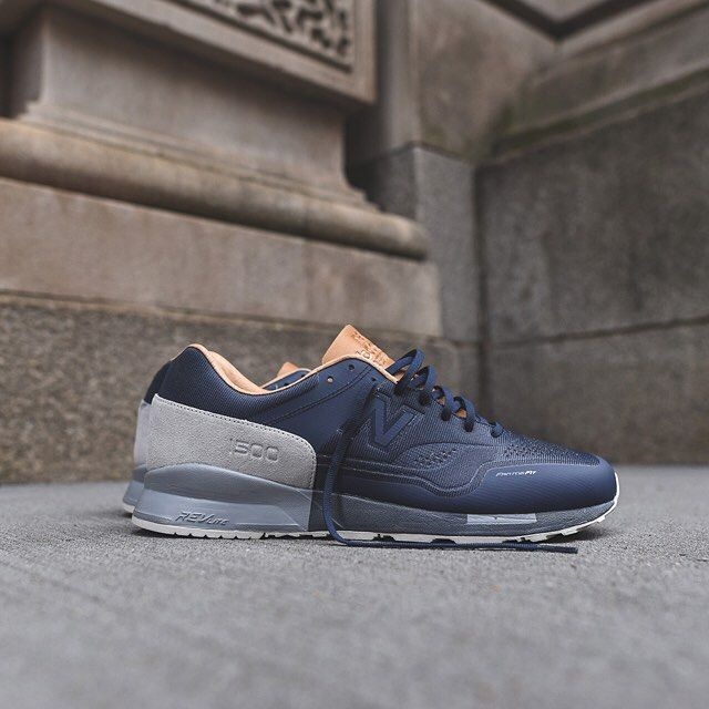 new balance 1500 leather navy