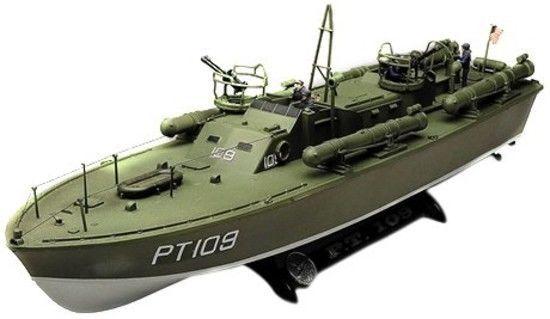 Revell 1:72 PT-109 P T Boat #Revell