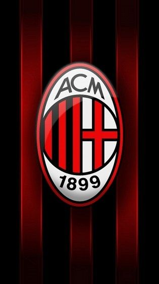 AC Milan Logo download vector