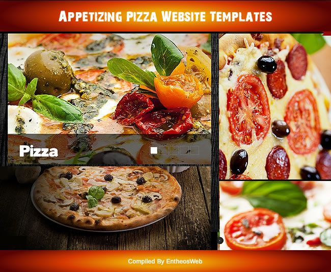 15 best pizza website templates images on pinterest templates appetizing pizza website templates pronofoot35fo Images