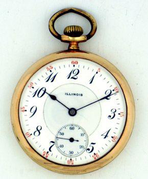 Pocket watch, 1902