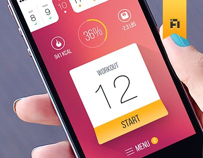 The only fitness app on the App Store designed specially for weight loss. This refined approach to 7-minutes workouts will make fitness serve your goals!