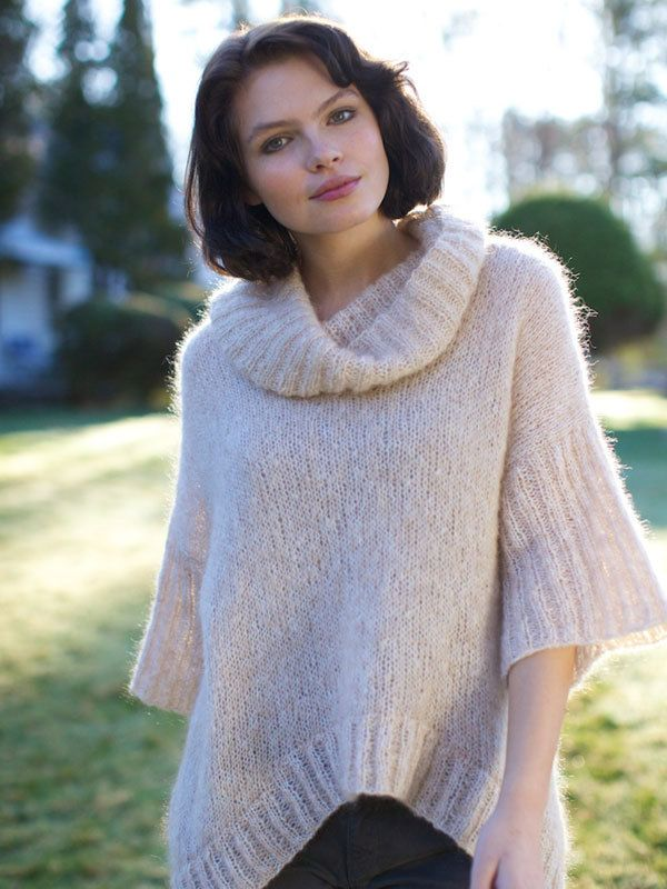 182 best Sweater Knitting Patterns images by NobleKnits   Knitting ...