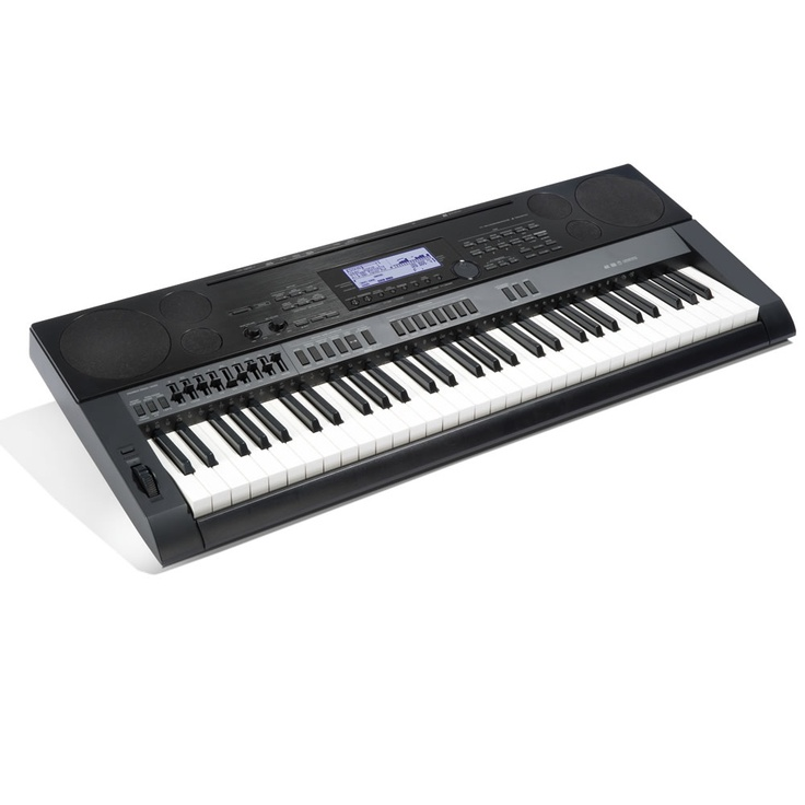 Special Value - This is the electronic keyboard that creates and records 16 separate tracks in the same manner as professional musicians.