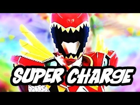 Power Rangers Dino Supercharge Official First 8 Episode Titles and Descr...