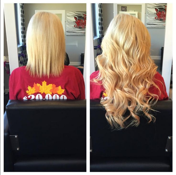 30 best before and afters images on pinterest bella hair this fabulous hair transformation was done by chelsea reid using donna bella hair 18 kera pmusecretfo Images