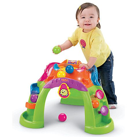 Buy Fisher-Price Stand-Up Ballcano Online at johnlewis.com