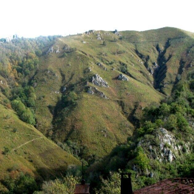 El paisaje #Covadonga #Asturias