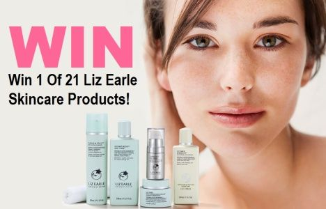 Win 1 Of 21 Liz Earle Skincare Products