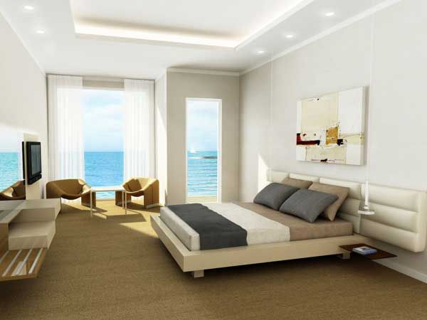 """La camera da letto è il nostro piccolo rifugio. Ma come modernizzarla? Ispiriamoci con i nuovi """"concept"""" per la zona notte! http://www.arredamento.it/notte/camera-da-letto/consigli-camera-da-letto/arredo-camera-da-letto.html #consiglicameradaletto #arredamentocasa Tisettanta Poliform Spa myTwils - letto in diretta"""