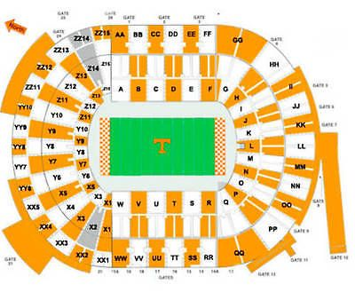 #tickets TENNESSEE VOLUNTEERS vs KENTUCKY LOWER LEVEL please retweet