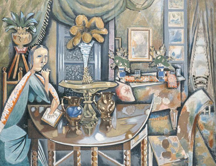 Χατζηκυριάκος-Γκίκας Νίκος-Αντιφεγγίσματα, 1936
