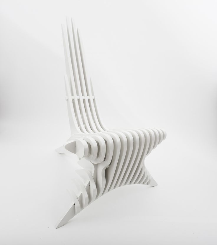Limited Edition Chair by Peter Qvist Lorentsen 2012