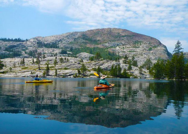 California Bays, Harbors and Coastal Kayak Launches http://www.paddlingcalifornia.com/northern_launches.html