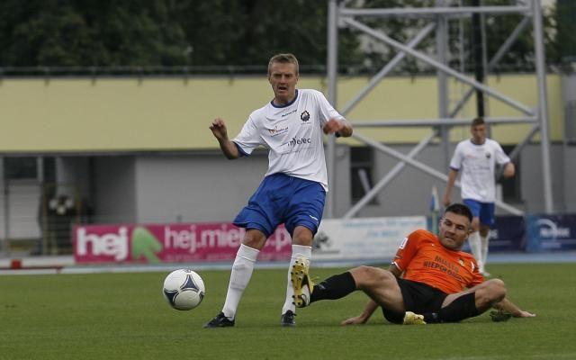 Stal Mielec zremisowała 0-0 w wyjazdowym sparingu z Termalicą Bruk-Bet Nieciecza.