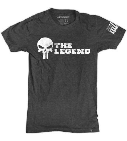 THE LEGEND!!! Head on over to the link below to support the Kyle family through 'The Legend' campaign! Available in two colors for Men and Women (we have tanks for the ladies) Help us do as much as we can in support of Taya Kyle!