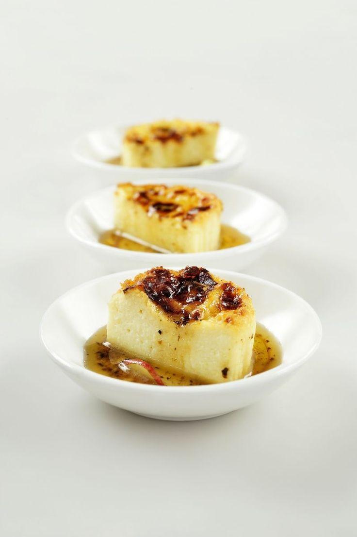 Soufflé van tallegio http://www.njam.tv/recepten/souffle-van-tallegio
