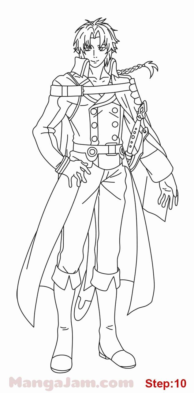 Seraph Of The End Anime Coloring Pages Ideas Inspirational Seraph The End Ausmalbilder Coloring Pages Seraph Of The End Seraphim [ 1280 x 634 Pixel ]