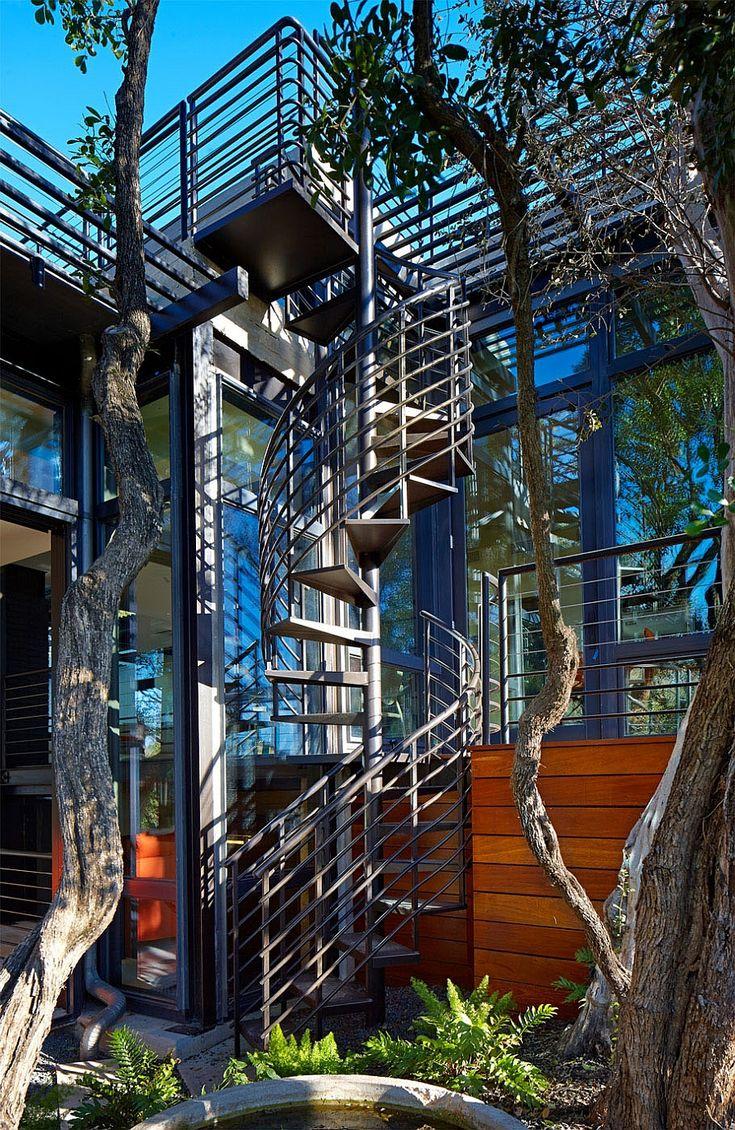 Green Lantern House by John Grable Architects / San Antonio