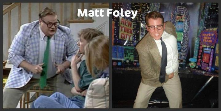 SNL Matt Foley