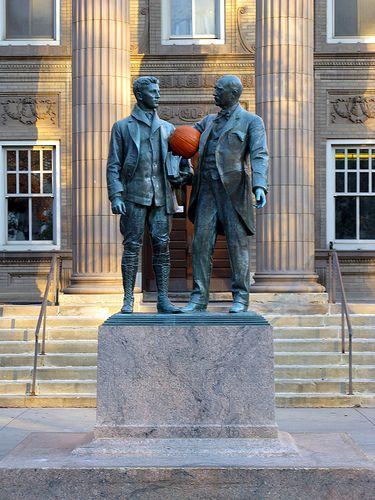 Basketball Season at KU - Lawrence Ks.