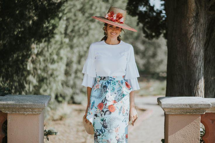 Look invitada boda: una falda diferente Sin categoría - Confesiones de una Boda