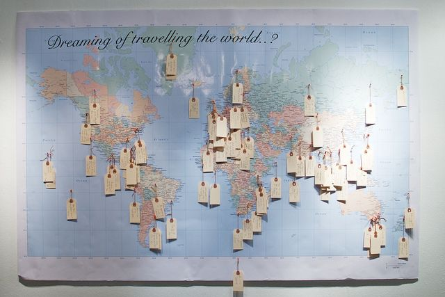 lipoooo: Ścienne mapy świata, wnętrza