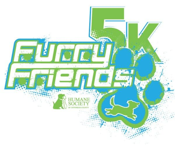 Join the race to help homeless pets by participating in the Humane Society of Jefferson County's 5th Annual Furry Friends 5K. This family-friendly and dog-friendly event will take place on Saturday, May 19 at 9 a.m. at the Jefferson County Fair Park.